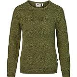 Fjällräven Övik Structure Sweater Pulli Women - Strick Wollpullover