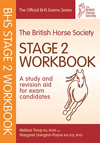 BHS Workbook: Stage 2: A Study and Revision Aid for Exam Candidates (Official BHS Exam Series) por Melissa Troup