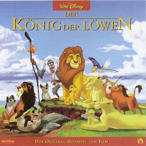 Buchseite und Rezensionen zu 'Der König der Löwen' von Wenzel Lüdecke
