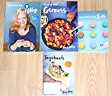 Charmate® Beauty Set //Gesichtspflege// Weight Watchers Starter Set 4 Teilig mit ZERO SmartPoints Liste / Entdecke YourWay / Tagebuch - Your Way Zero SmartPoints® Plan / 2018