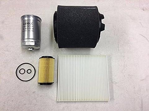 ASHIKA WINFIL Filters Service KIT Dodge Caliber PM 2.2CRD 2011-2012