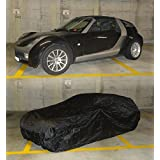 Car Cover de Protection pour Smart Roadster Coupé type de & Roadster 452