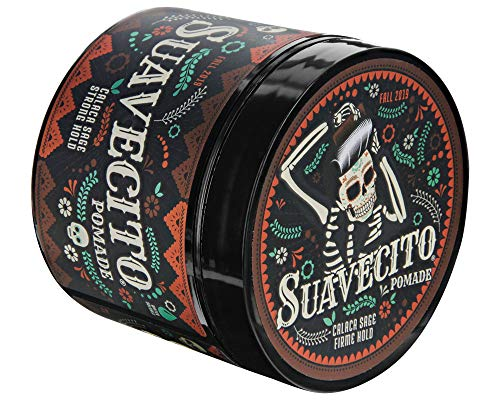 Suavecito Fall 2019 Pomade 113g Calaca Sage Firme Hold Herbst 2019 -