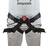 Lukher Climbing Harness - Protect Leg Waist Wider - Best Reviews Guide