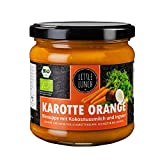 Little Lunch Bio Karotte-Orange Suppe Vegan 350g
