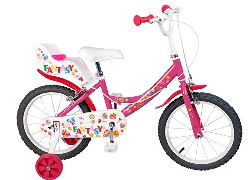 """Toimsa - 426 - Vélo pour Enfant - Sweet Fantasy - Fille - 16"""" - 5 à 8 ans"""