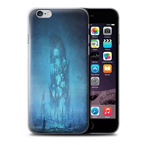 Offiziell Chris Cold Hülle / Case für Apple iPhone 6+/Plus 5.5 / Pack 12pcs Muster / Fremden Welt Kosmos Kollektion Rest