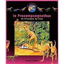 LE PROCOMPSOGNATHUS. Un dinosaure du Trias