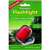 Coghlans Dynamo Flashlight (Yellow/Red)