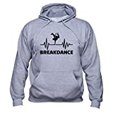 Breakdance Sweatshirt Street Dance Hoodie Break Dancer Pullover Gift For Breakdancer Men Women Sweats à capuche Unisexe is comfy and stylish. It is perfect for going out or just wearing around the house. The high quality ink used for printing. Print ...