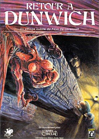 Retour à Dunwich : Le pays de Lovecraft (Supplément de l'Appel de Cthulhu)