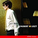 SCHUBERT - LISZT - David Fray
