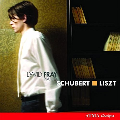 SCHUBERT - LISZT - David Fray