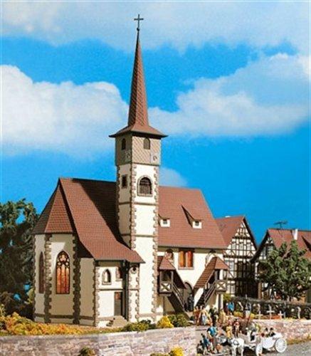 3769 - Vollmer H0 - Kirche Ditzingen