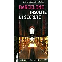 Barcelone insolite et secrète V2
