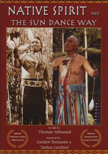 NATIVE SPIRIT AND THE SUN DANCE WAY DVD