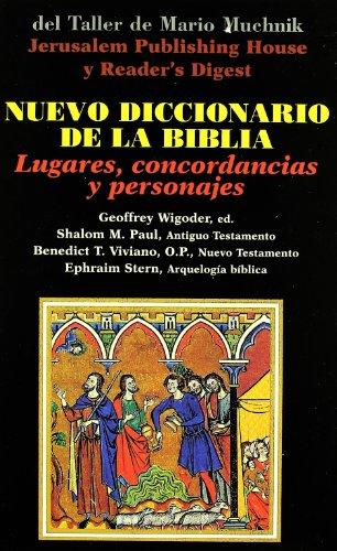 Nuevo diccionario de la Biblia (No Ficcion)