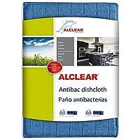 ALCLEAR 950017Anti-Bacterial Cloth, 17x 23cm, Blue. - ukpricecomparsion.eu