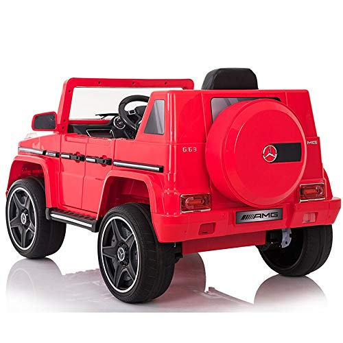 Ycco Mercyedes Betnz Kids Ride On Car 6V Elektrisches Kinderspielzeug Mit Fernbedienung MP3 / Display Zugelassenes Mercedes-Benz Kinder-Elektrofahrzeug Vierrädrige können mit Fernbedienung ferngesteue - Car Ride Kids Mercedes On