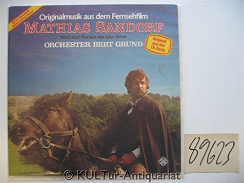 Mathias Sandorf - Originalmusik aus dem Fernsehfilm [Vinyl-LP]