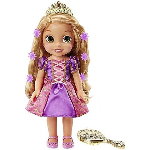 Princesas de Disney - 75944 - Muñeca Rapunzel cantante y brillante
