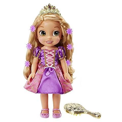 Disney Princesses - 75944 - Poupée Raiponce Chantante Et Lumineuse