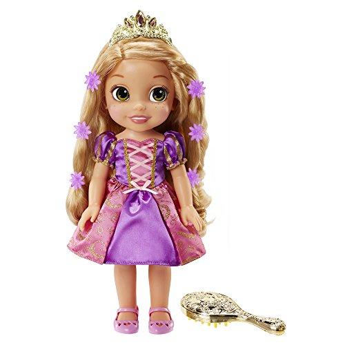 Krone Rapunzel (Disney – Prinzessin – Rapunzel – Haar-Glühen – Singende Puppe – Englische)