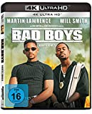 Bad Boys - Harte Jungs (4K Ultra HD) [Blu-ray]