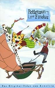 Pettersson und Findus - Der Kinofilm [VHS]