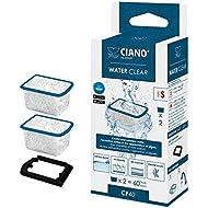 CIANO AQUARIUM FILTER MEDIA - WATER CLEAR CARTRIDGE SM / CF40 X2