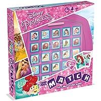 Disney Princess Top Trumps Match Board Game