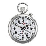 ArmourLite AKPW01 Taschen Uhr T25 Schweizer Tritium Indizes 46 mm Stahlgehäuse Saphierglas