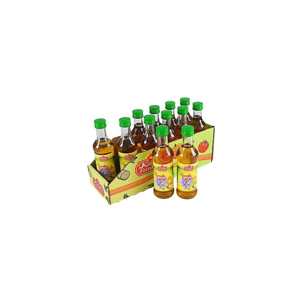 Kunella Leinl 12 Flaschen 100 Ml