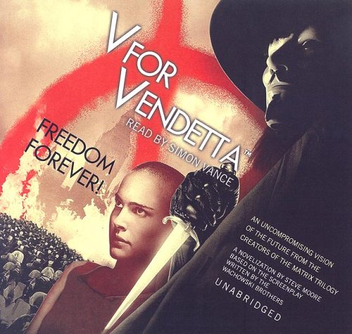 V for Vendetta (Library Edition)