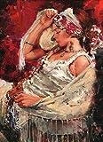 XIANRENGE 100% Reines Handgemaltes Ölgemälde Abstrakte Körper Kunst Klassische Frau Wandkunst Bild Wohnzimmer Wohnkultur 80×120Cm
