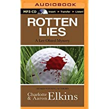 Rotten Lies (Lee Ofsted Mystery) by Aaron Elkins (2015-01-20)