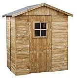 AVANTI TRENDSTORE - Casa Casetta in legno ca. 176x200x122cm per giardino
