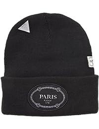 CAYLER & SONS - BEANIE - PARIS FUCKIN CITE - BLACK / WHITE