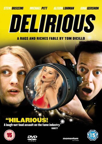 Delirious [DVD] by Steve Buscemi
