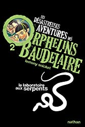 Le laboratoire aux serpents (2)