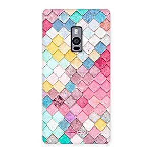 Neo World Rocks Beautiful Pattern Back Case Cover for OnePlus Two