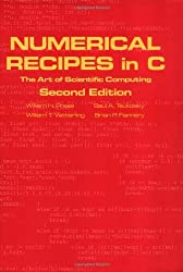 Numerical Recipes in C: The Art of Scientific Computing, Second Edition by William H. Press (1992-10-30)