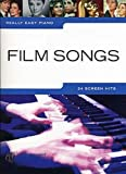 Film Songs - Really Easy Piano - Klaviernoten [Musiknoten]