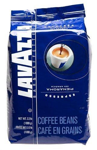 3 x Lavazza Kaffee Espresso Pienaroma, ganze Bohnen, 1000g