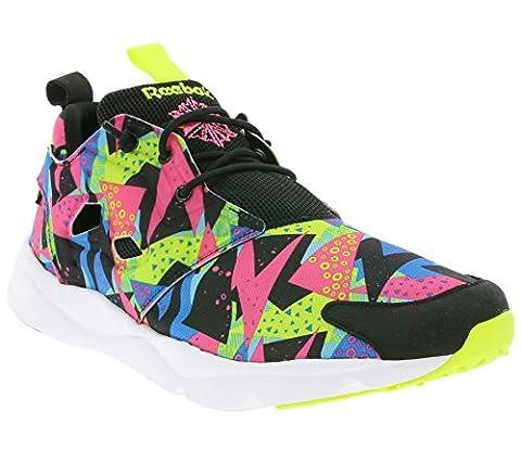 Reebok Furylite Graphic Men's Sneaker Multicolor V65792,