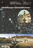 Heidelberger Altstadtbrunnen (Schriftenreihe des Stadtarchivs Heidelberg / Sonderveröffentlichungen) -