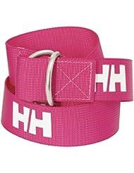 Helly Hansen Crew Belt - Cinturón unisex, color rosa, talla única