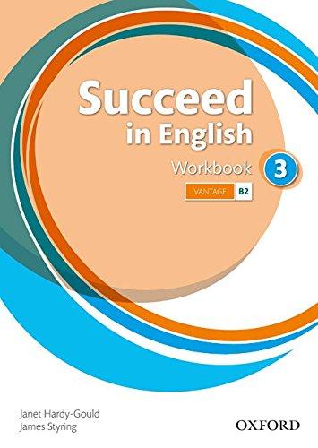 Succeed In English 3: Workbook - 9780194844055