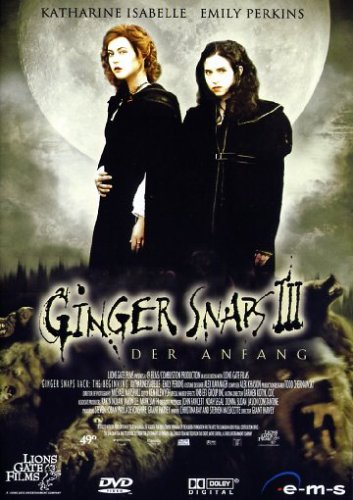 Ginger Snaps III - Der Anfang (Einzel-DVD)