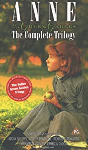 Anne Of Green Gables - The Complete Trilogy [3 VHS Box Set]